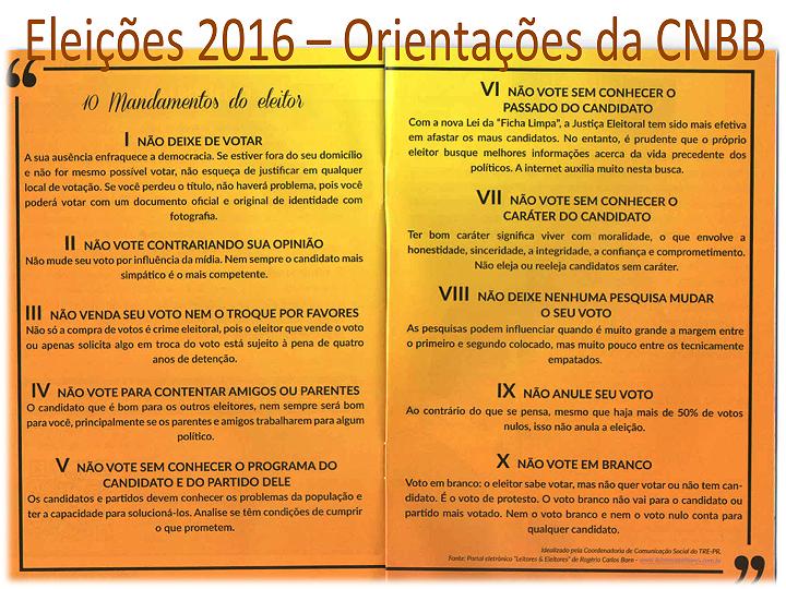 eleicoes2016_CNBB